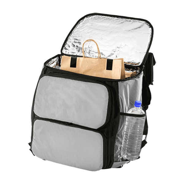 Official Insulated Food Delivery Backpack
